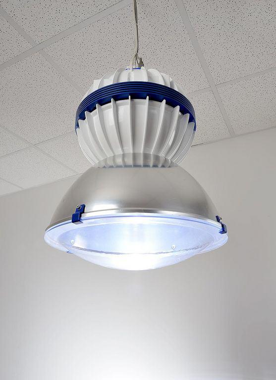 lampes HEP plasma