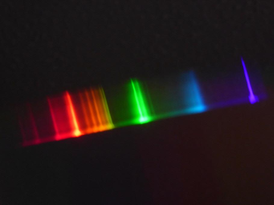 spectre lumiere cannabis